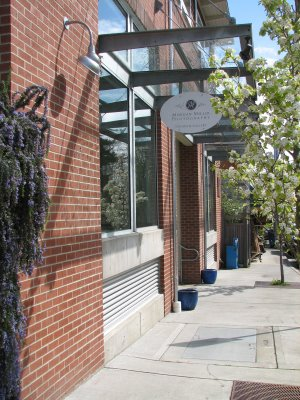 The Winslow, a commercial Building on Bainbridge Island - Jen Pells Real Estate Agent