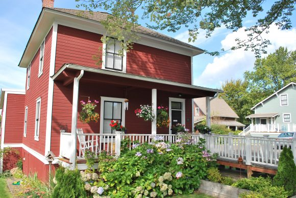 A home on Bainbridge Island by Jen Pells Real Estate Agent