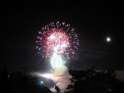 4th of July on Bainbridge Island