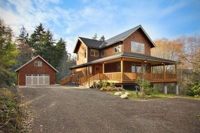Old Creosote Hill Rd on Bainbridge Island sold by Jen Pells Real Estate Agent
