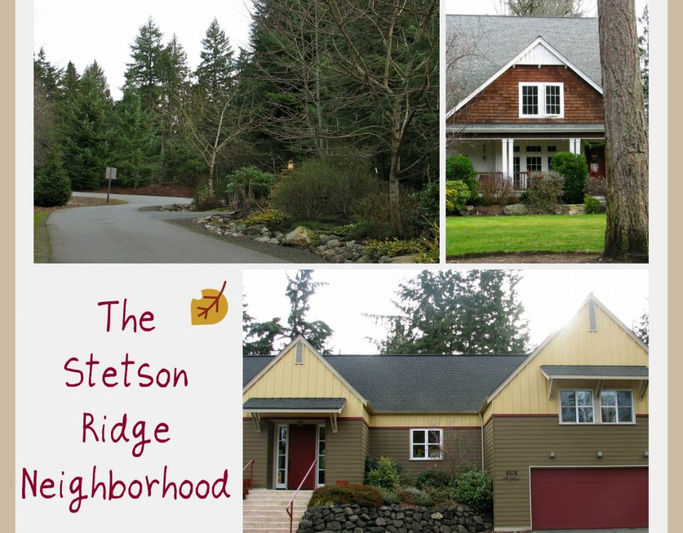 Stetson Ridge on Bainbridge Island by Jen Pells Real Estate Agent on Bainbridge Island