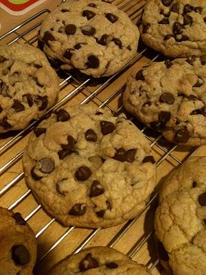 Jen Pells' Chocolate Chip Cookies