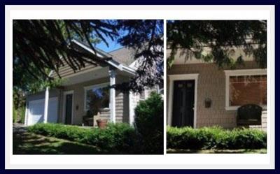 Home on Lovell on Bainbridge Island - sold by Jen Pells