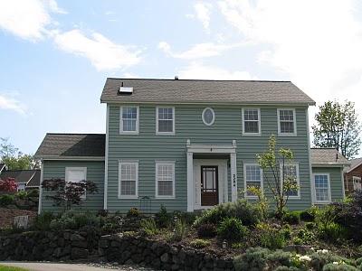 A home in Fort Ward on Bainbridge Island