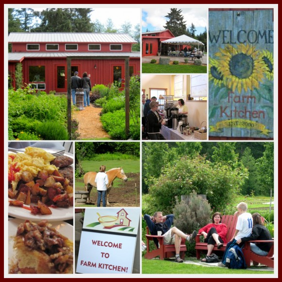 Farm Kitchen in Poulsbo, WA