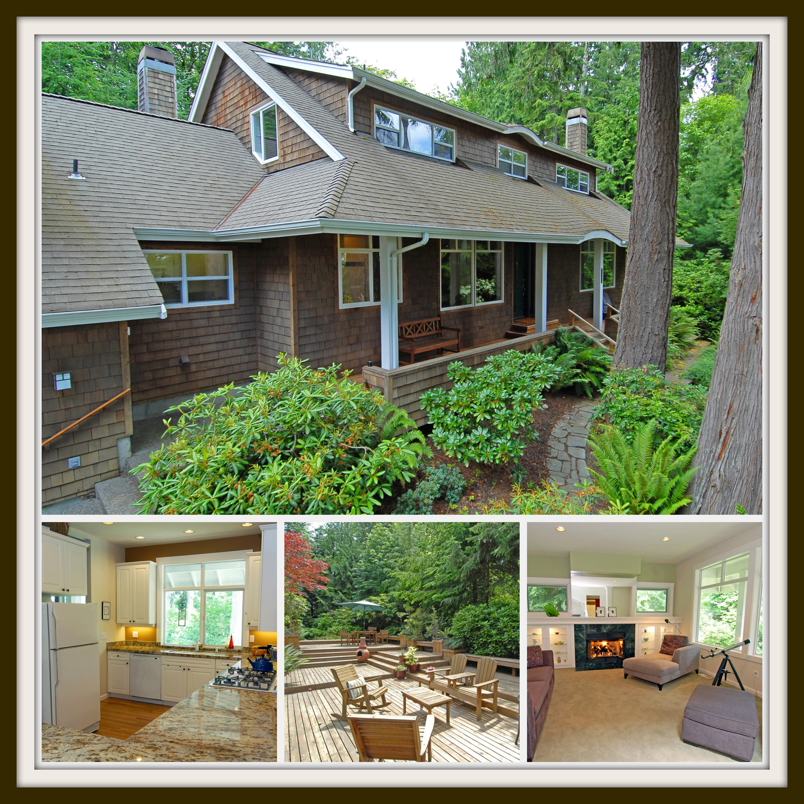 Wimsey Lane on Bainbridge Island sold by Jen Pells Real Estate Agent