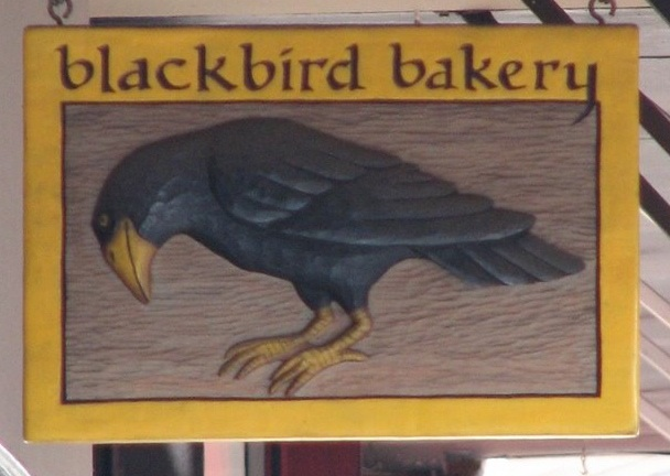 Blackbird Bakery on Bainbridge Island