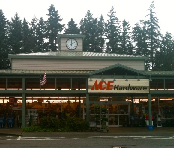 Ace Hardware on Bainbridge Island