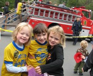 Bainbridge Island Fire Department Pancake Breakfast 2010