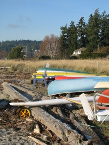 Lytle Beach on Bainbridge Island