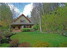 A house on Madrona Drive, Bainridge Island, WA,  sold by Jennifer Pells- Realtor