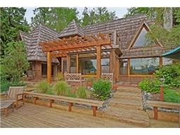 A house on Crystal Spring Drive, Bainridge Island, WA