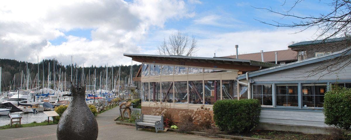 Docs Marina Grill - by Jen Pells Real Estate Agent on Bainbridge Island