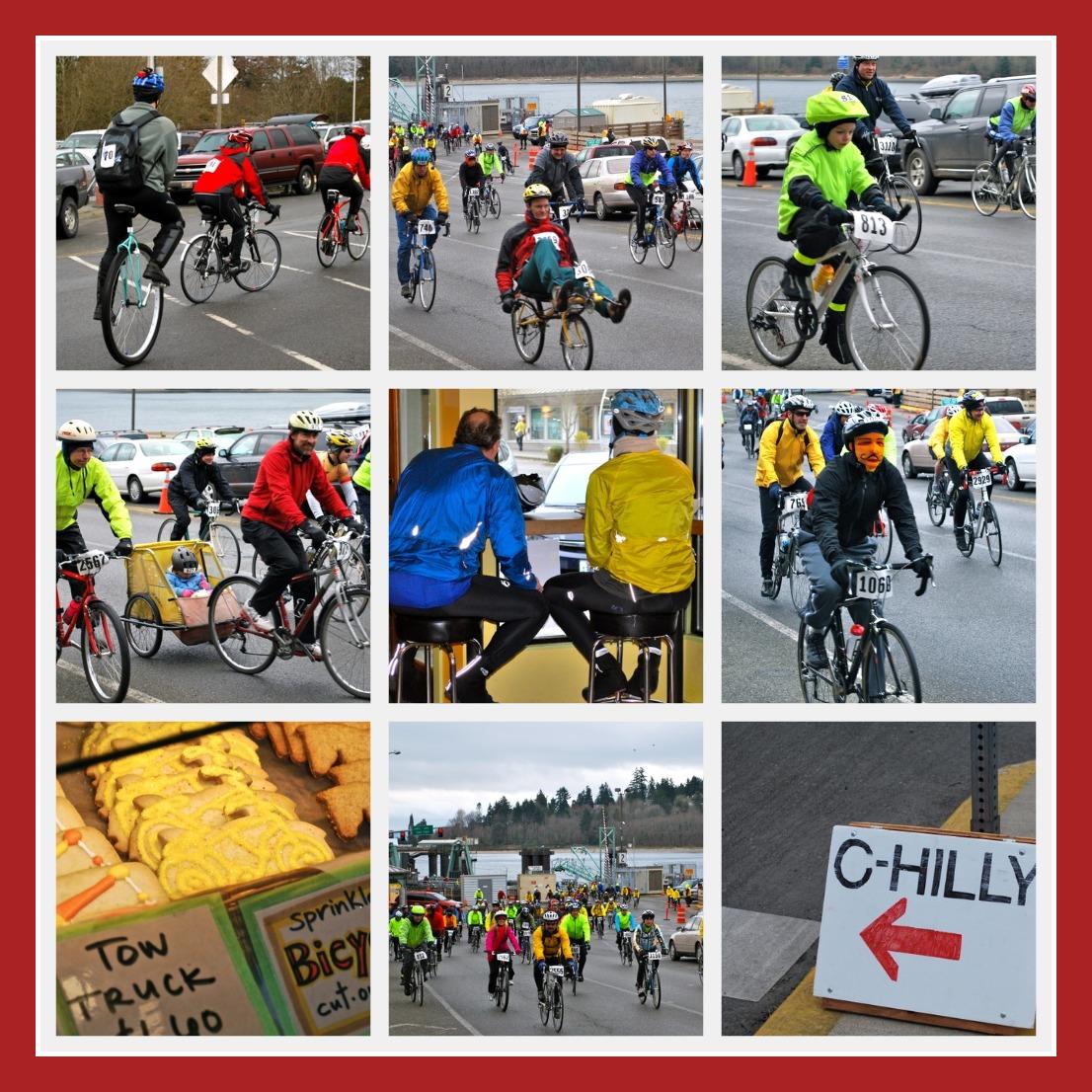 Bainbridge Island Chilly Hilly 2011 - Jen Pells, Realtor