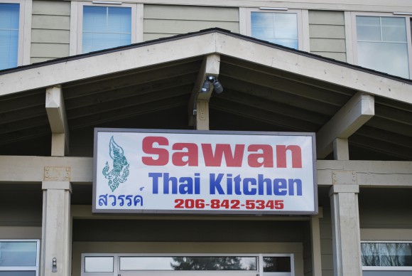 Sawan's Thai Kitchen on Bainbridge Island