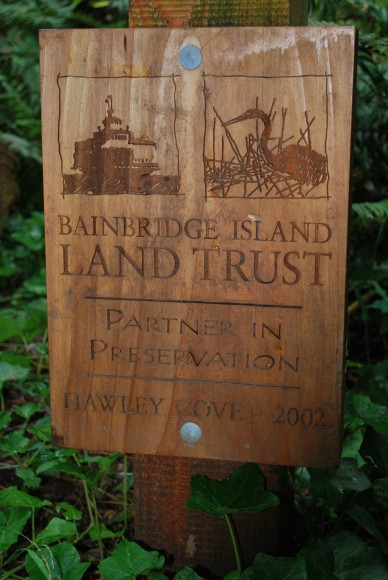 Bainbridge Island Land Trust - Jen Pells