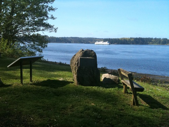 Fort Ward Park on Bainbridge Island