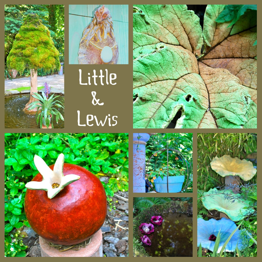 Little & Lewis Collage