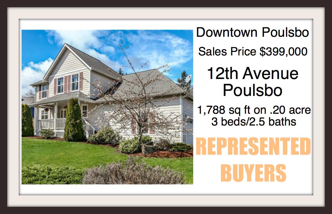 12th Ave in Poulsbo Sold by Jen Pells Windermere Realtor