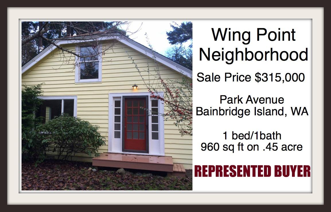 890 Park Ave on Bainbridge Island sold by Jen Pells