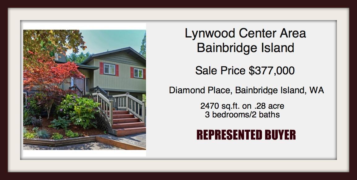 Diamond Place sold by Jen Pells
