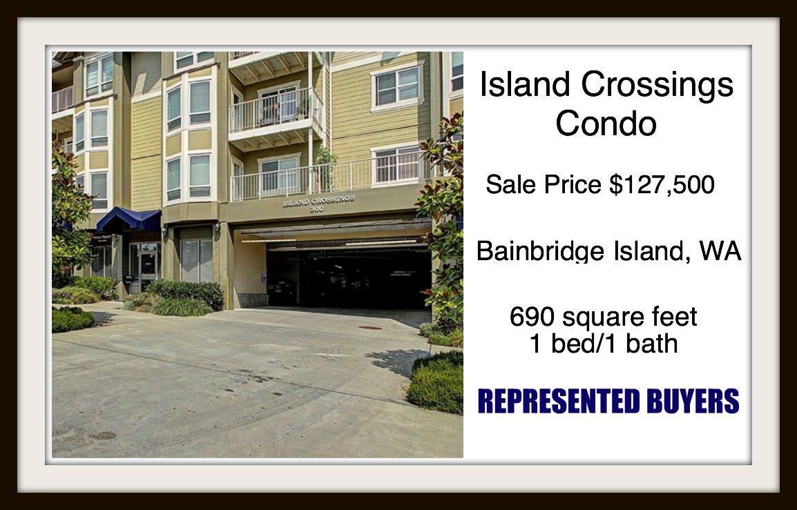 Island Crossings Sold by Jen Pells