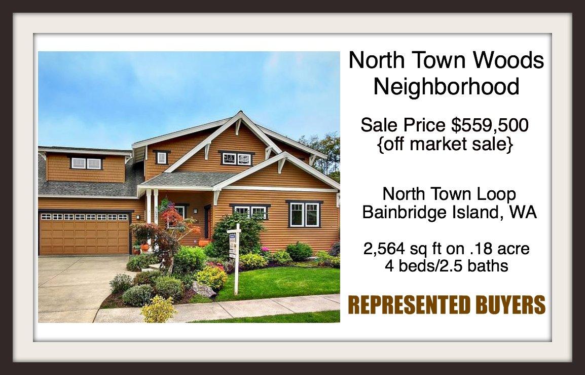 North Town Loop Sold by Jen Pells