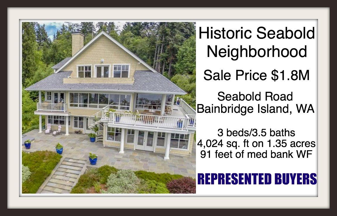6600 Seabold Road sold by Jen Pells