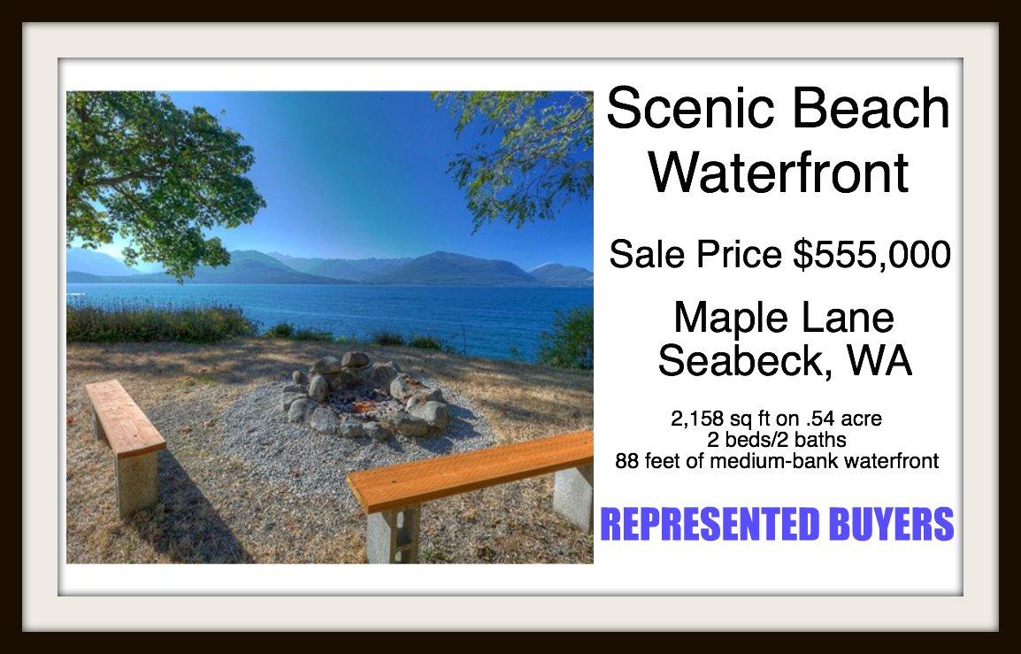 Maple Lane Sold by Jen Pells