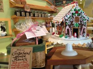 Gingerbread Houses at Blackbird Bakery   by Jen Pells   Bainbridge Realtor
