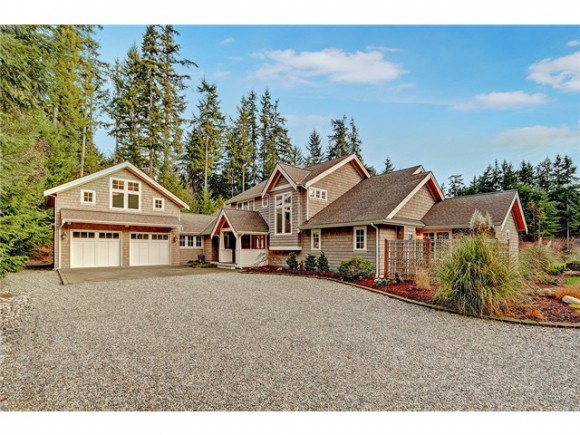 Manzanita Road sold by Bainbridge Island Realtor Jen Pells