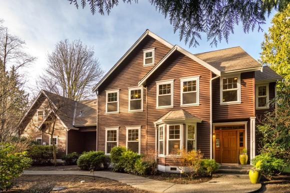 Home on Bainbridge Island for sale by Jen Pells