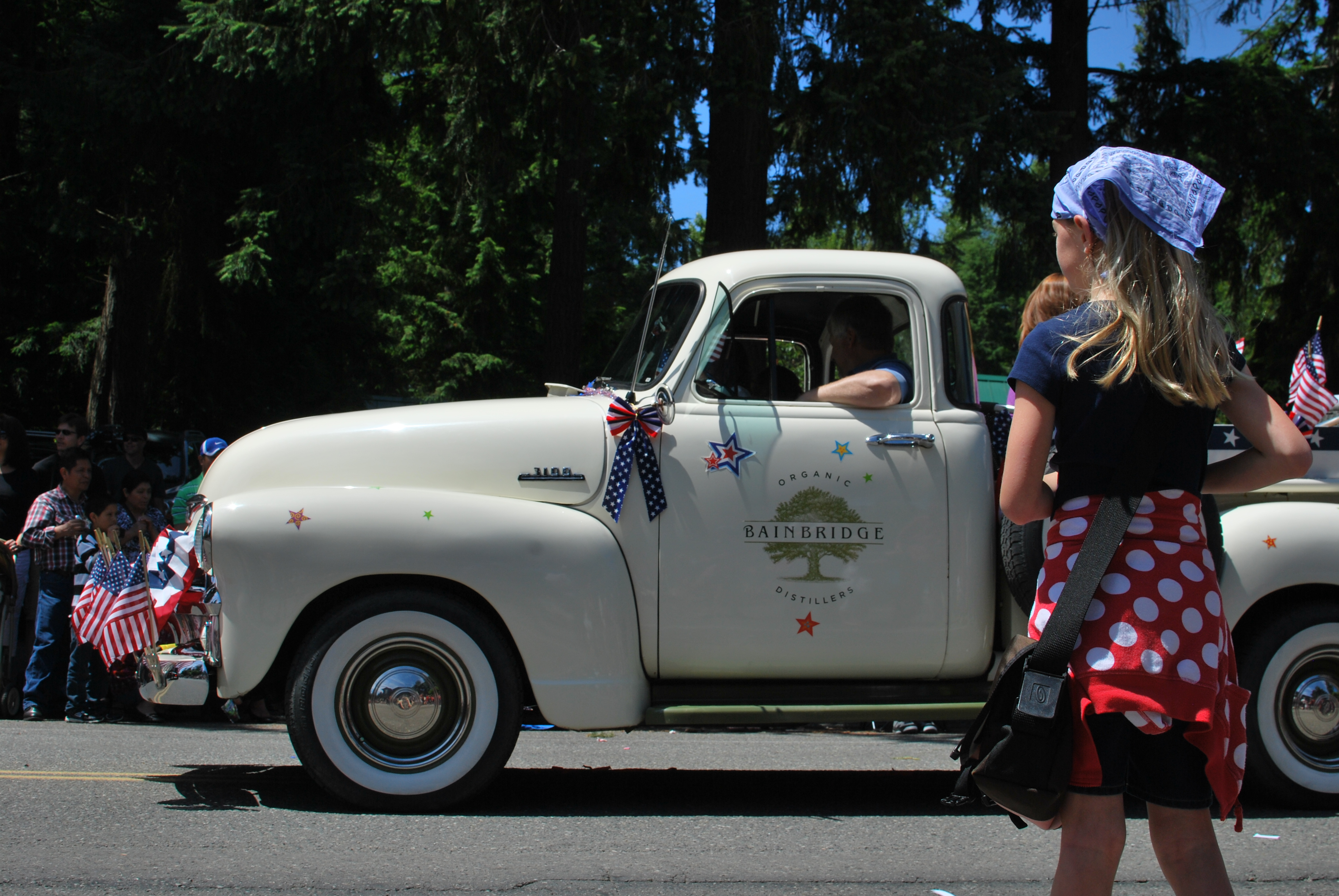 4th of July on Bainbridge Island