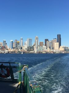 Commute from the Seattle to Bainbridge Ferry by Jen Pells Windermere Realtor
