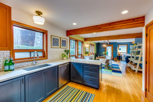 7349 Madrona Dr NE on Bainbridge Island listed by Jen Pells Real Estate