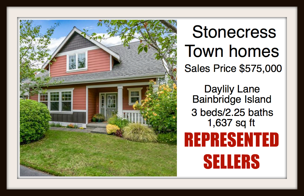 Daylily Lane sold by Jen Pells Real Estate