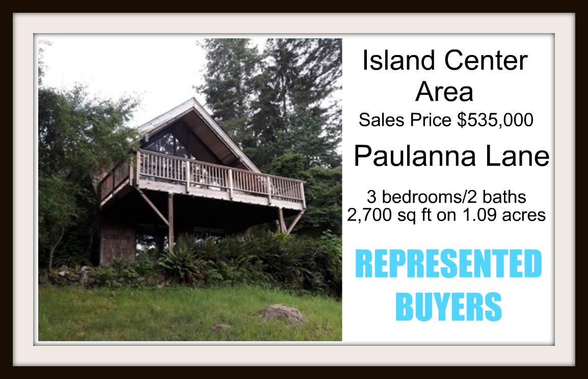 Paulanna Lane home on Bainbridge Island sold by Jen Pells Windermere Bainbridge