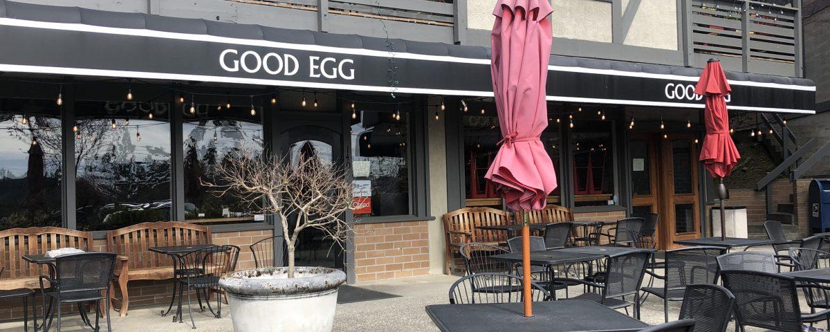 The Good Egg on Bainbridge Island