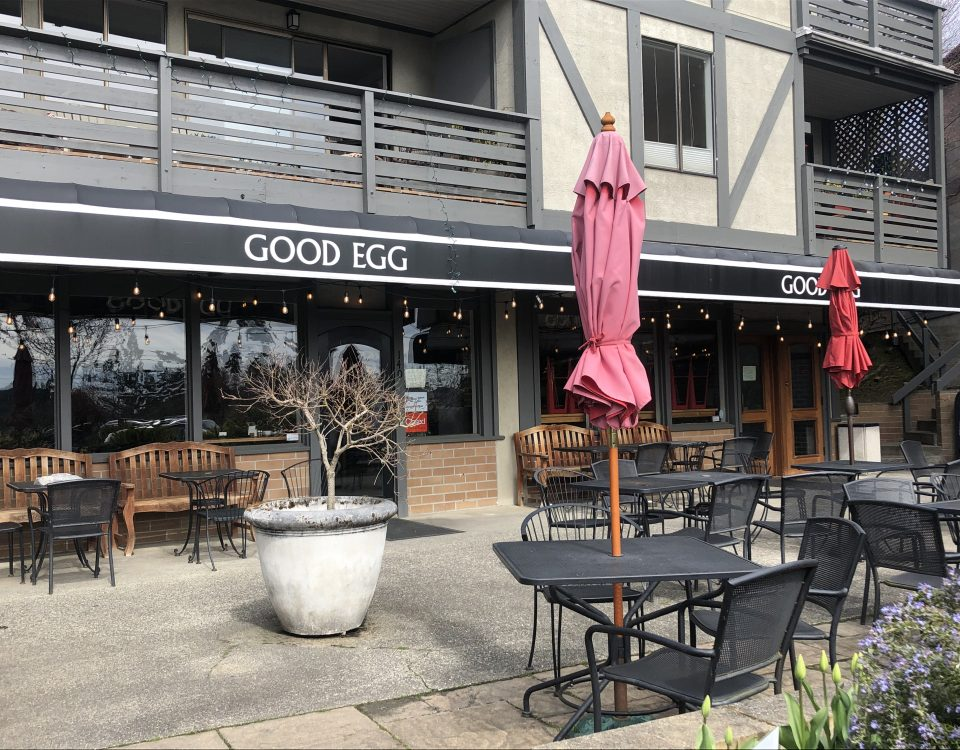 The Good Egg on Bainbridge Island