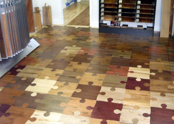 bad flooring