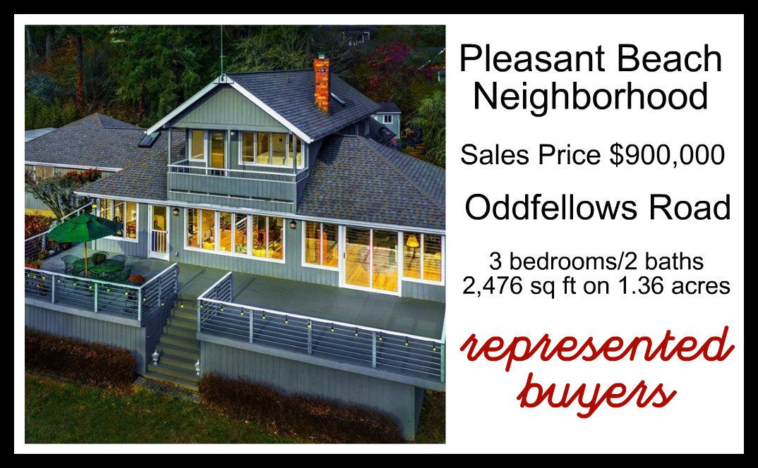 Oddfellows Road on Bainbridge Island sold by Jen Pells Windermere Agent