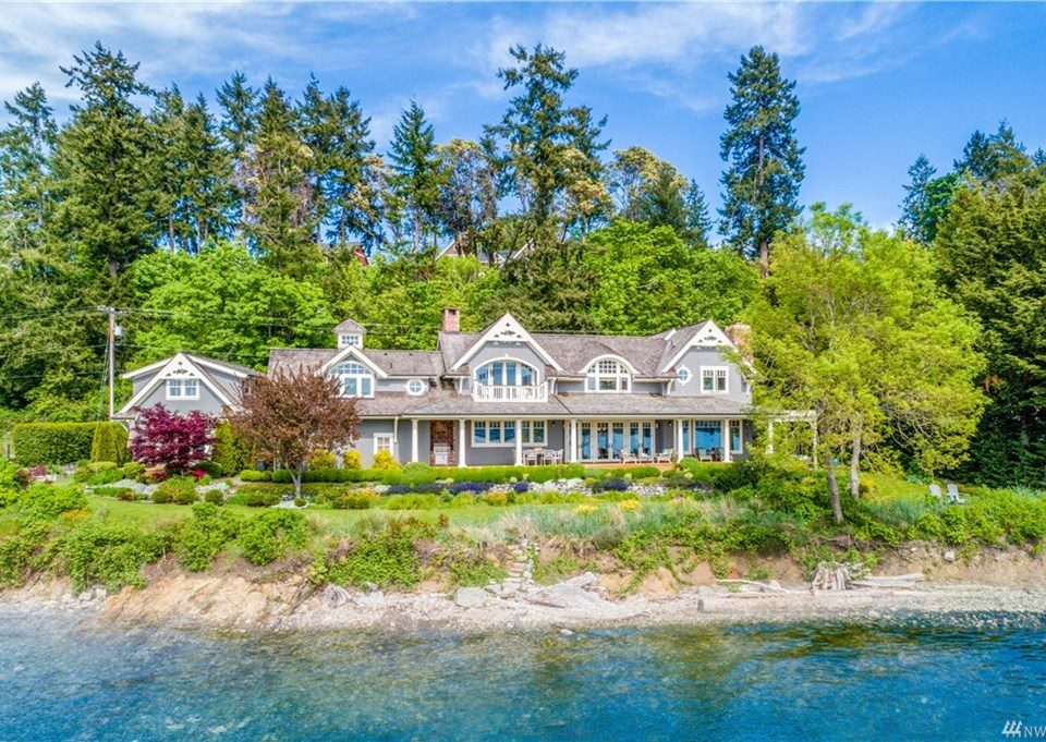 Jen Pells' Top 10 List of Homes on Bainbridge Island for 2019