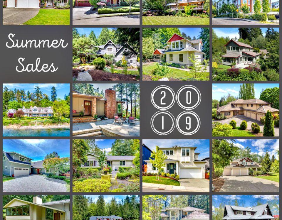 Jen Pells' Summer 2019 Sales