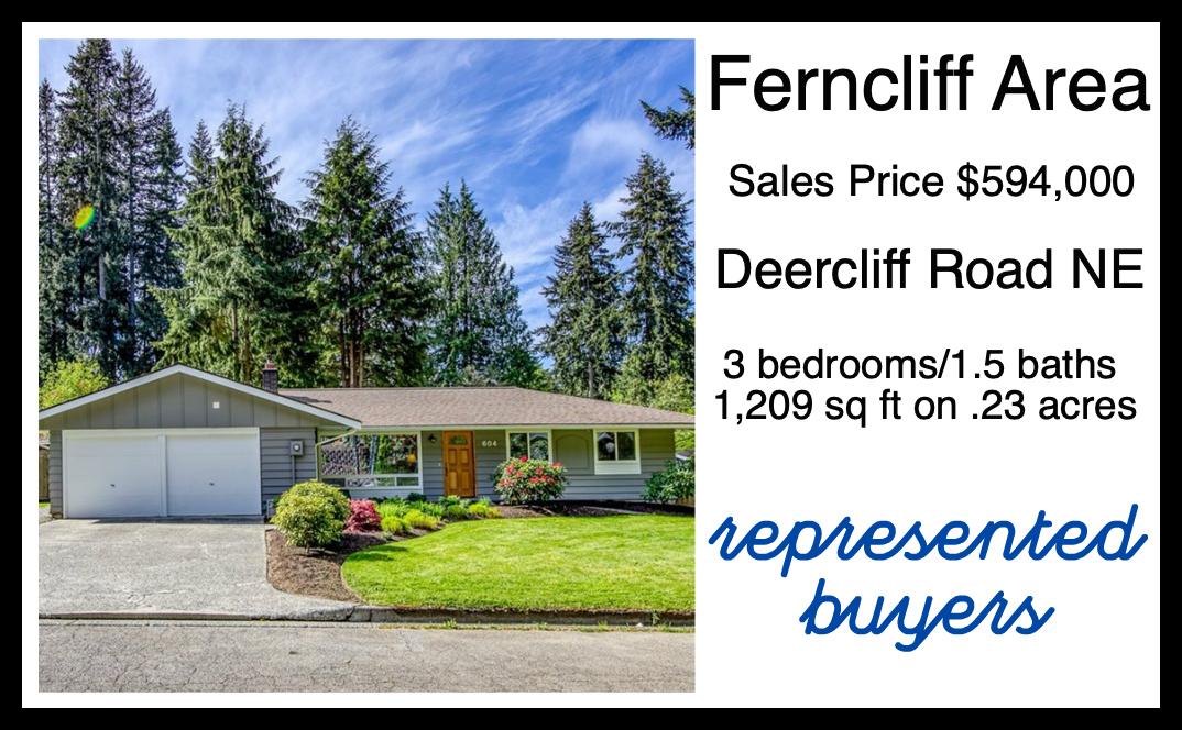 Deercliff Road on Bainbridge Island sold by Jen Pells Realtor