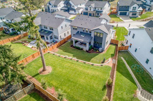 Winslow Grove Neighborhood home on Bainbridge Island lised by Jen Pells Real Estate Windermere Bainbridge